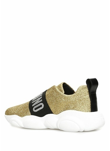Moschino Sneakers Altın